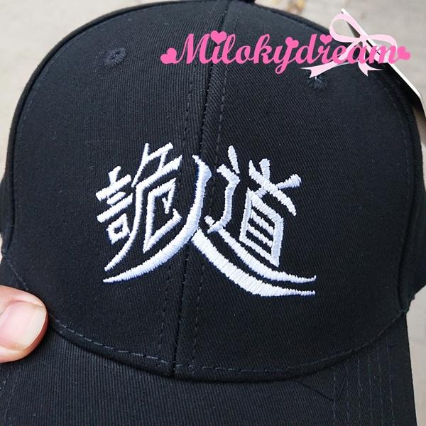訂製刺繡名字帽