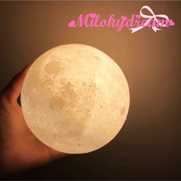 月球燈訂製