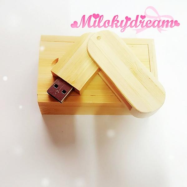 木質USB訂製